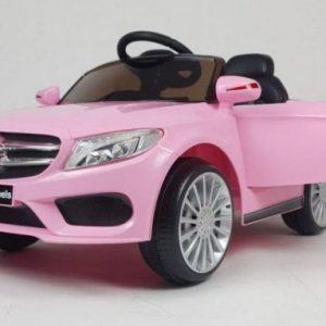 Auto na akumulator 220 roze