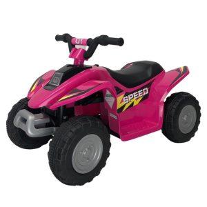 Motor na akumulator 129 roze